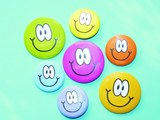 Smiley-Buttons